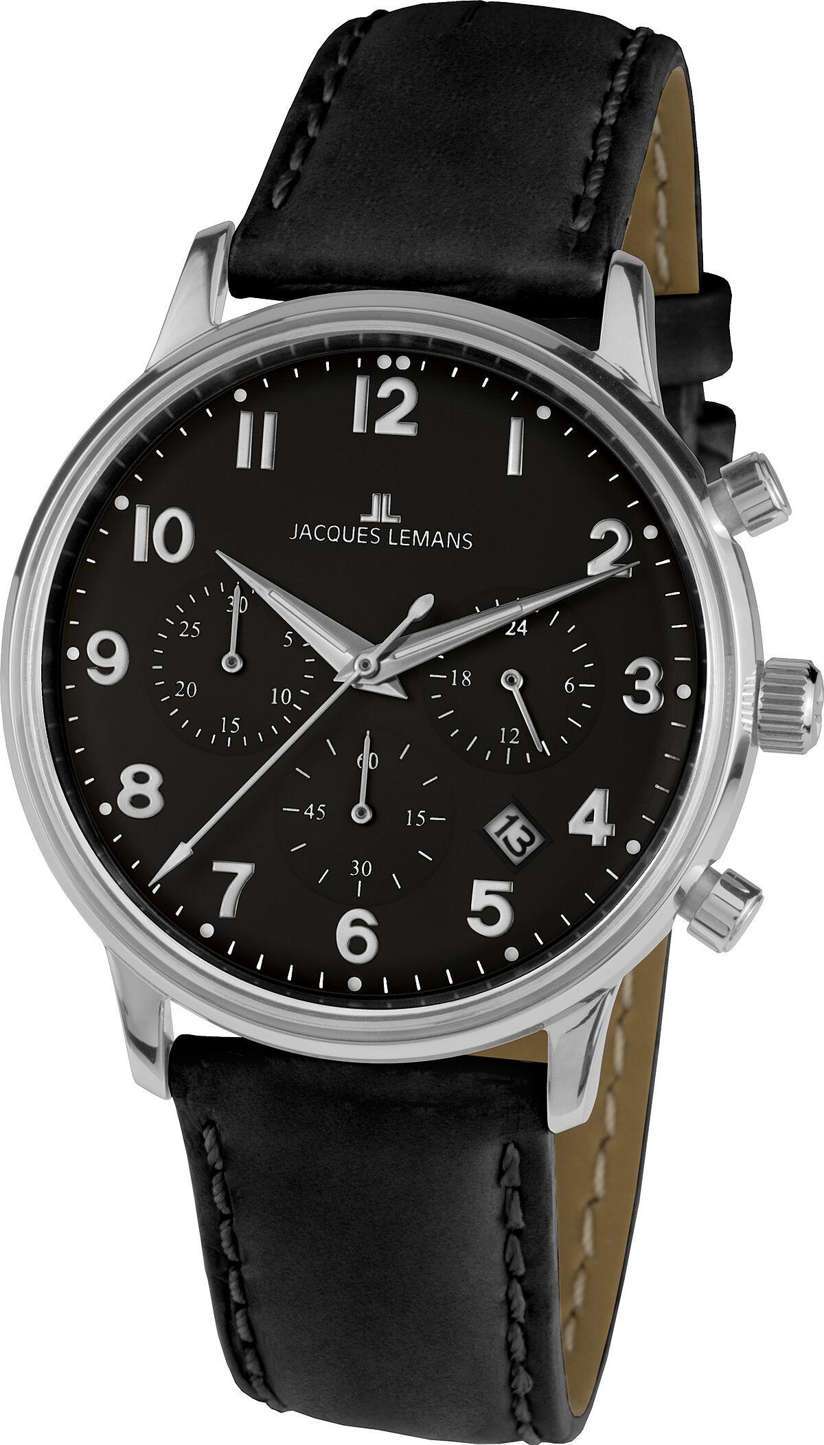 Jacques Lemans Retro Chronograph Classic N-209ZI