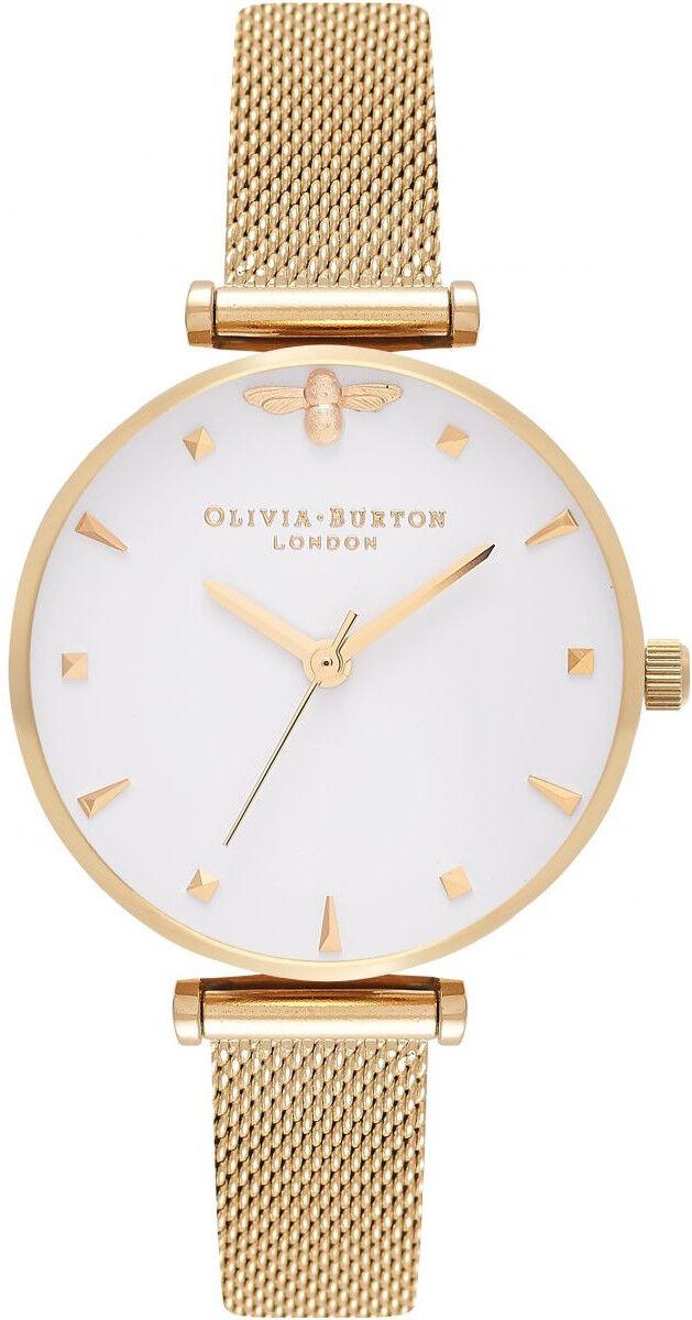 Olivia Burton Queen Bee Gold Mesh OB16AM138