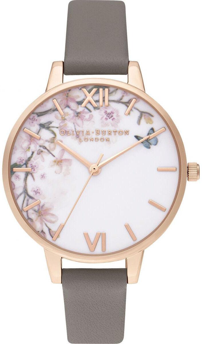 Olivia Burton Pretty Blossom Demi London Grey & Rose Gold OB16EG122
