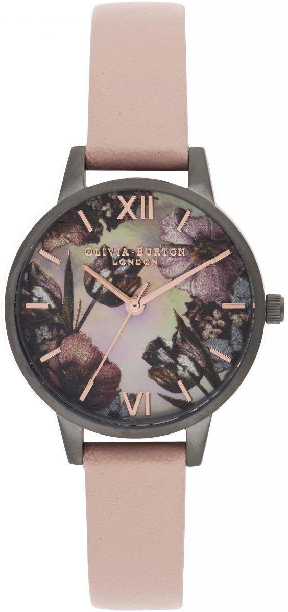 Olivia Burton Twilight Midi Dial Watch with Grey Mother-Of-Pearl OB16TW04
