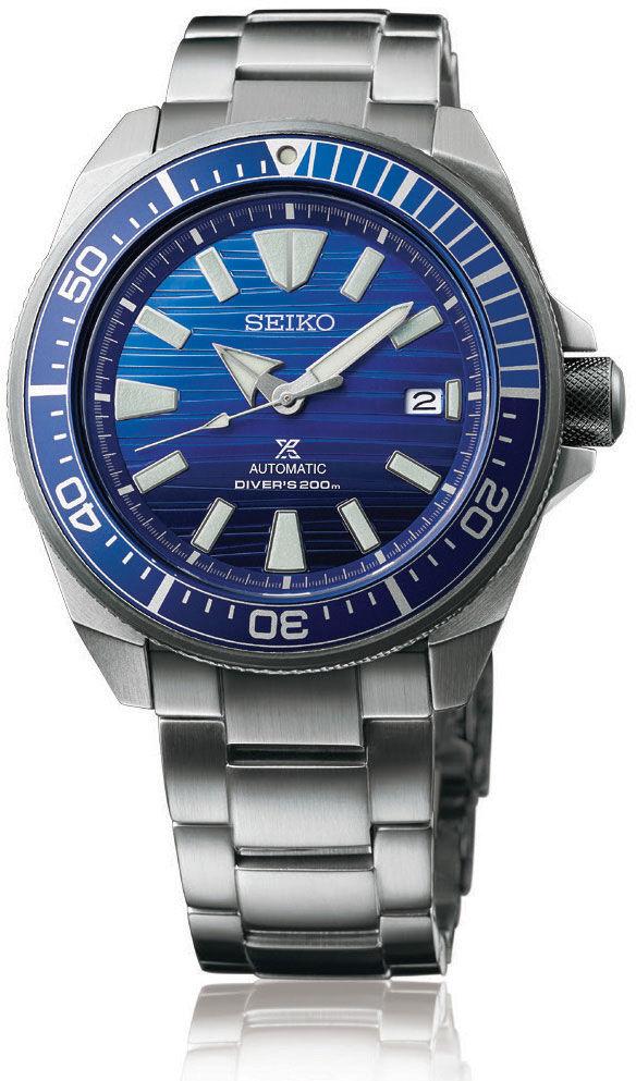 Seiko SRPC93K1 Save the Ocean Samurai
