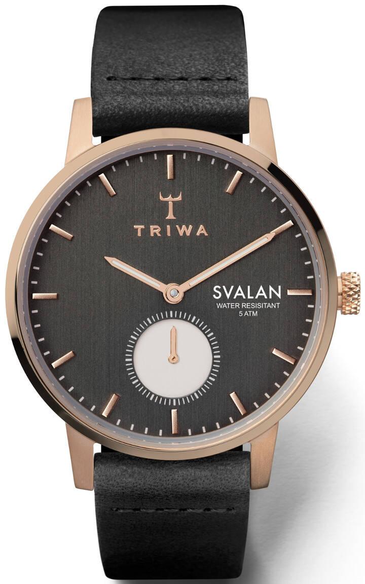 Triwa SVST101-SS010114 Noir-Svalan