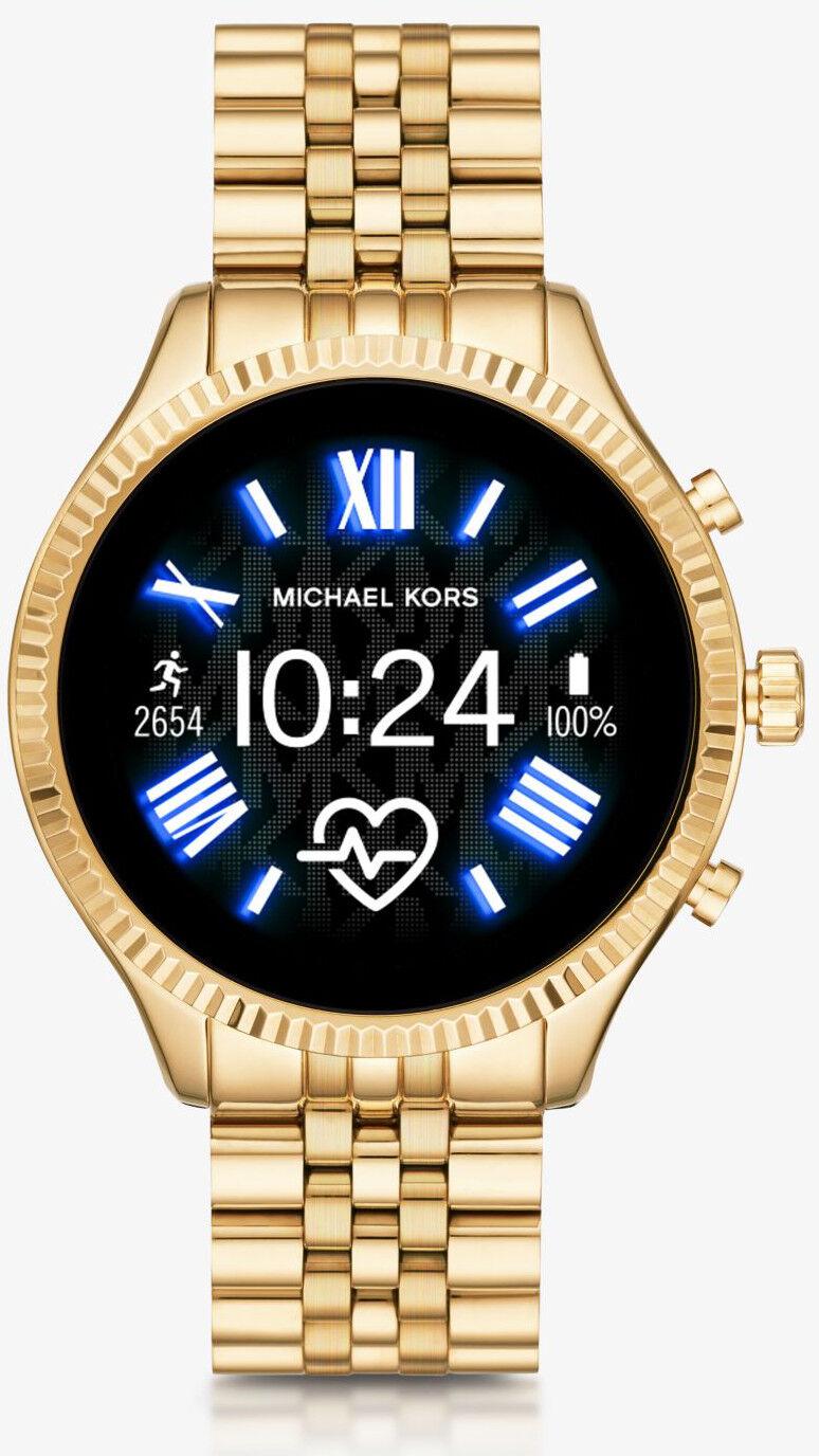 Michael Kors Access Lexington 2 Gold-Tone älykello MKT5078