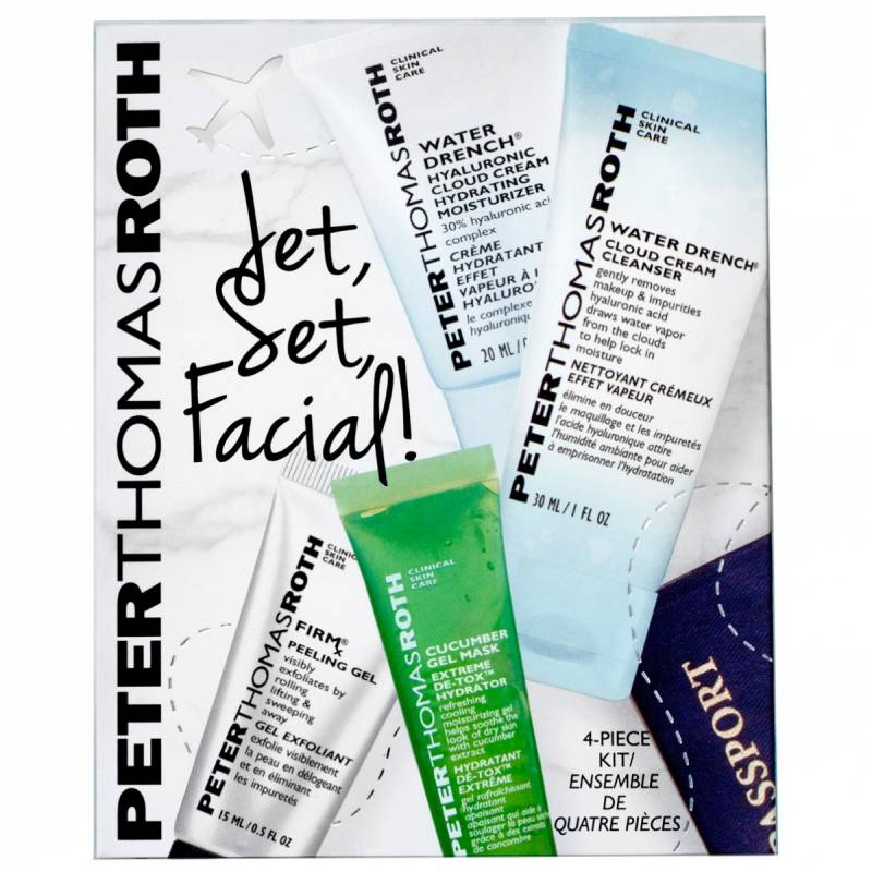 "Roth ""Peter Thomas Roth Jet Set Facial Kit"""