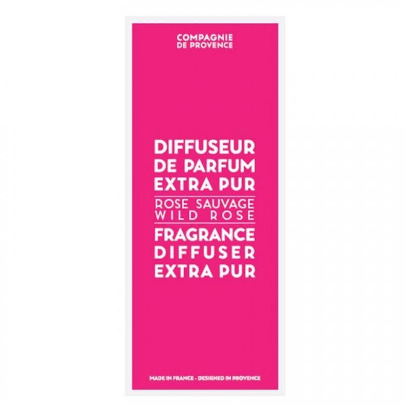 """Compagnie de Provence """"Compagnie de Provence Fragrance Diffuser Wild Rose (100ml)"""""""