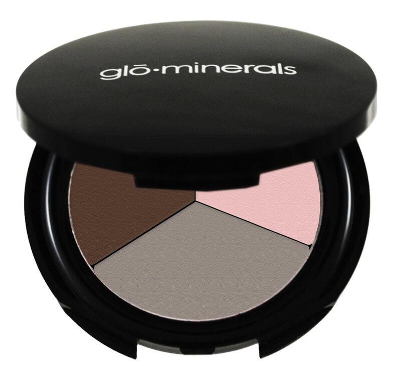 Glo Skin Beauty Glominerals Gloeye Shadow Trio