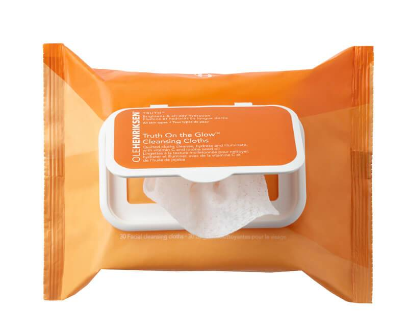 Ole Henriksen Truth On The Glow Cleansing Cloths (30st)
