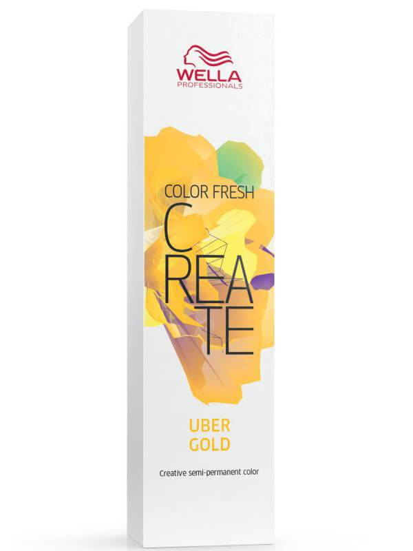 Wella Color Fresh Create Uber Gold (60ml)
