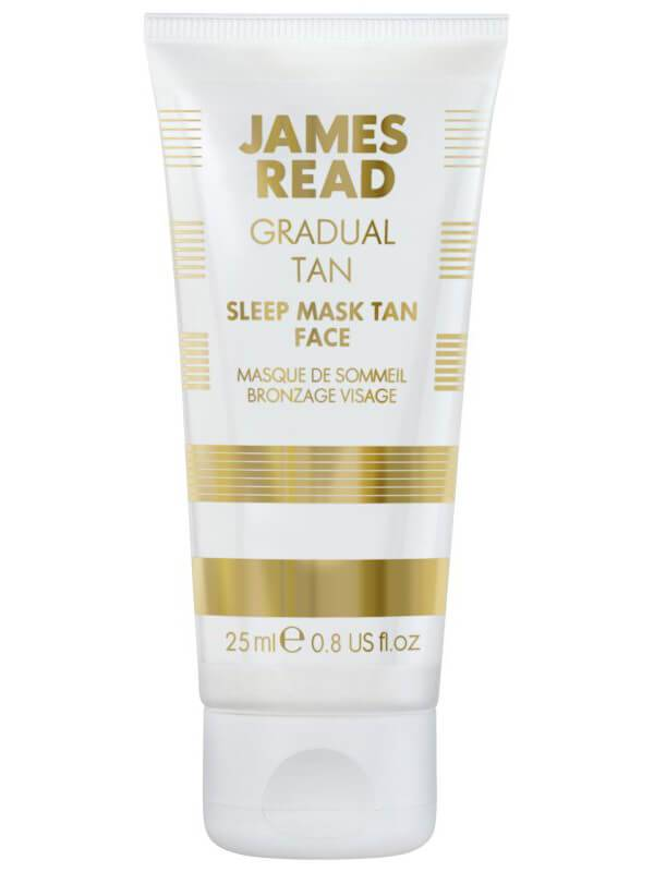 James Read Sleep Mask Tan Face (25ml)