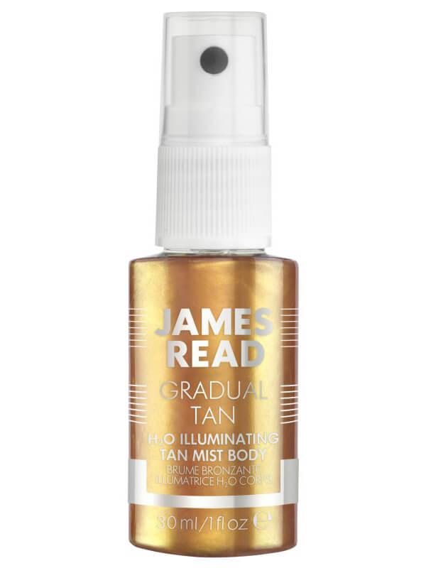 James Read H2O Illuminating Tan Mist Body (30ml)