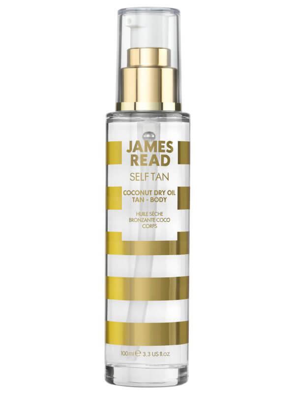 James Read Coconut Dry Oil Tan Body (100ml)