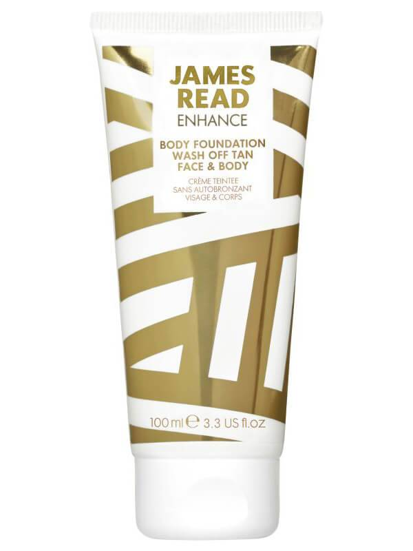 James Read Body Foundation Wash Off Tan Face & Body (100ml)