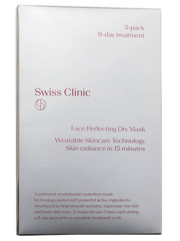 """Swiss Clinic """"Swiss Clinic Face Dry Mask Treatment"""""""