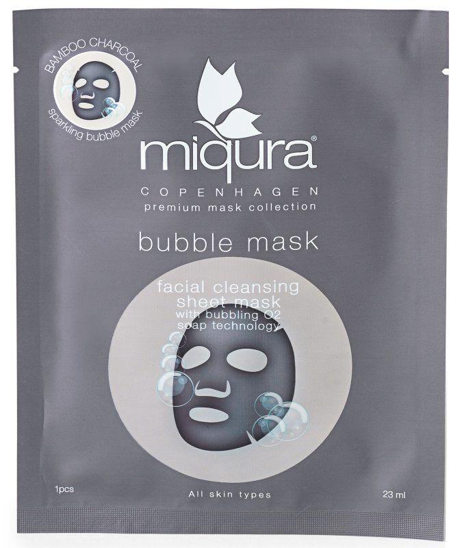 """Miqura """"Miqura Bubble Mask 1 Pair"""""""