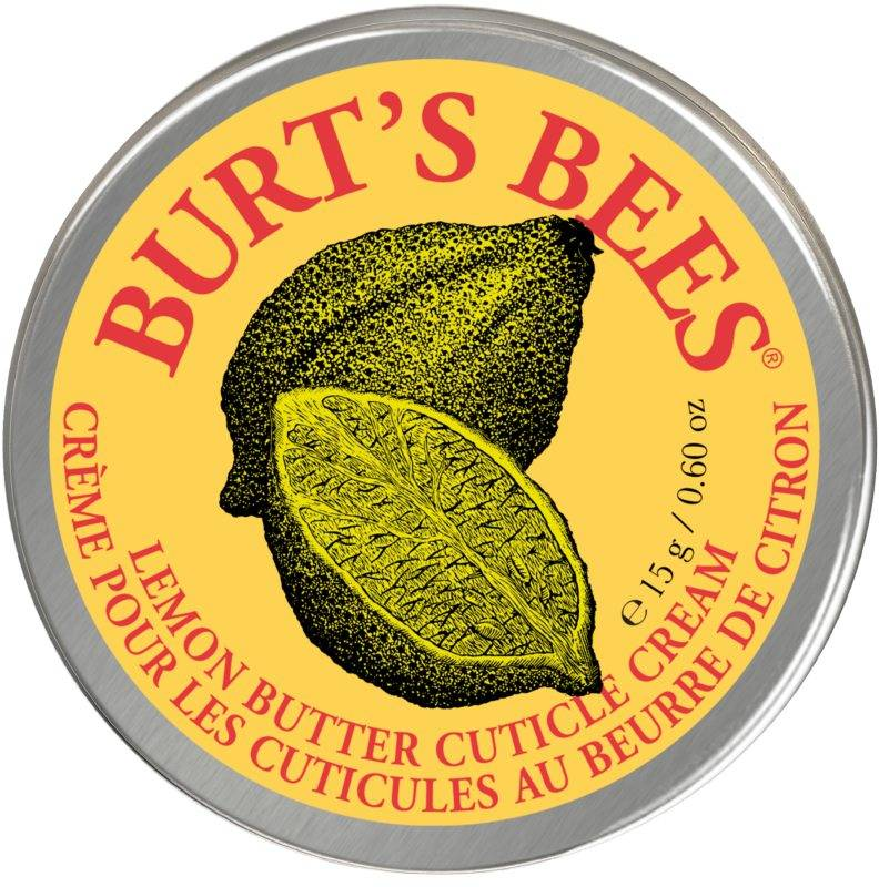 Burts Bees Lemon Cuticle Cream (15g)