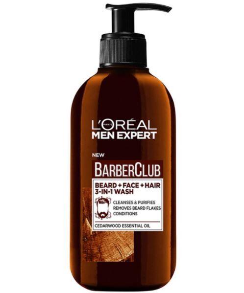 LOréal Men Expert Men Expert Barber Club Wash (200ml)