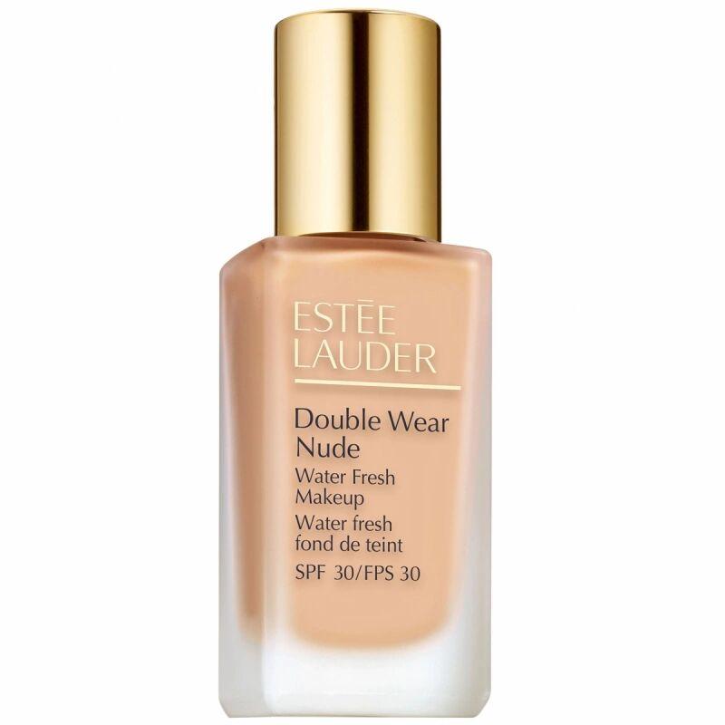 Estee Lauder Double Wear Nude Water Fresh Makeup Porcelain 1N0