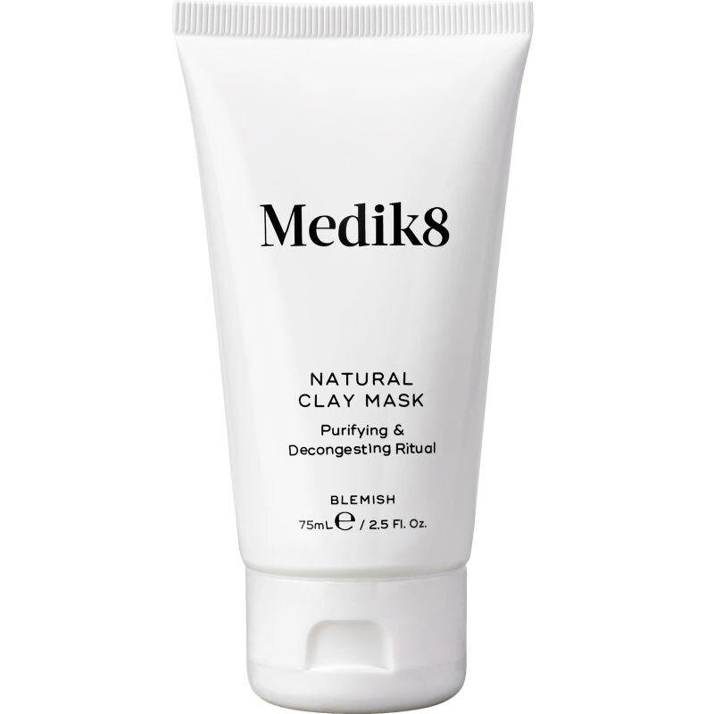 Medik8 Natural Clay Mask (75ml)