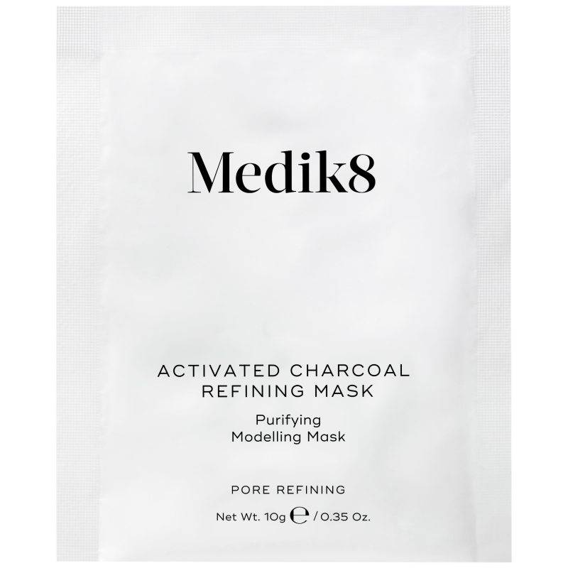 Medik8 Activated Charcoal Refining Mask (5x10g)