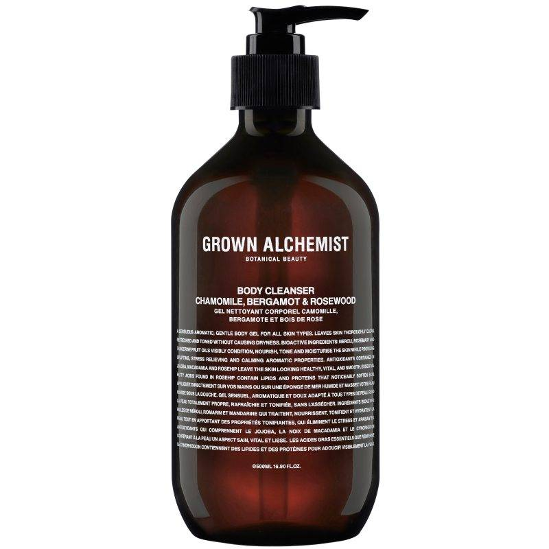 Grown Alchemist Body Cleanser Chamomile. Bergamott & Rosewood