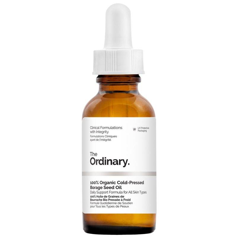 The Ordinary 100% Organic Cold-Pressed Borage Seed Oil (30ml)