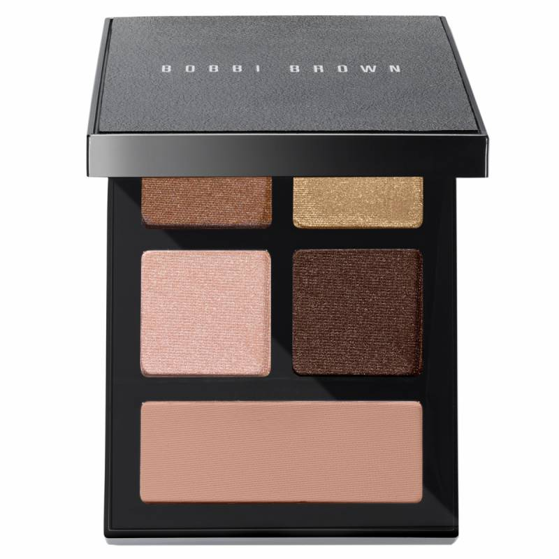 Image of Bobbi Brown The Essential Multicolor Eye Shadow Palette Burnished Bronze
