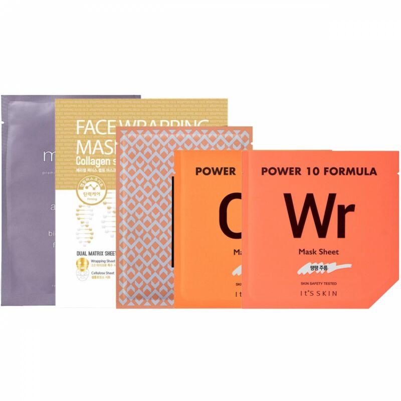 ItS SKIN Sheet Mask Anti-age Kit
