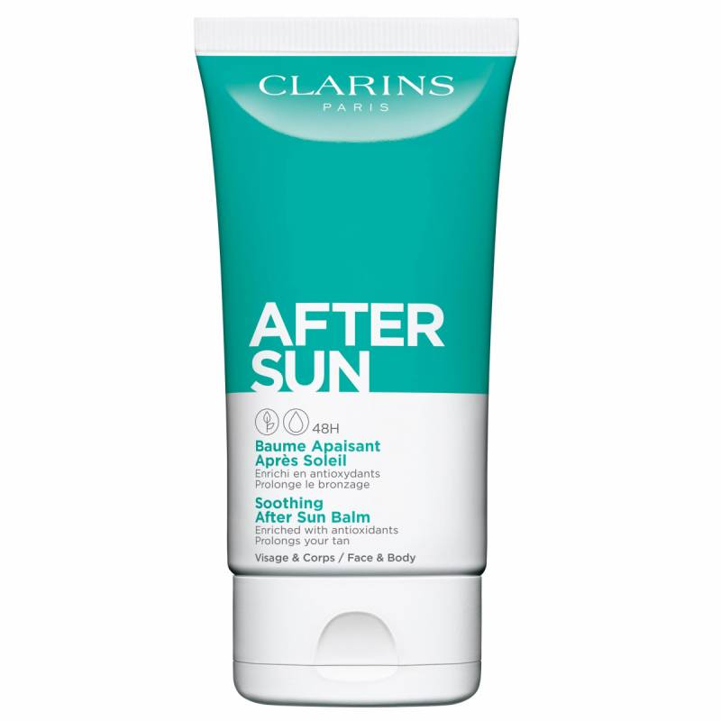 "Clarins ""Clarins Soothing After Sun Balm Face & Body (150ml)"""