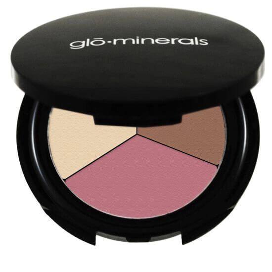 Glo Skin Beauty glominerals gloEye Shadow Trio Champagne