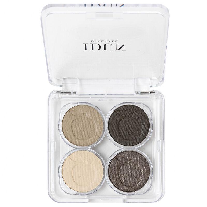 Idun Minerals Eyeshadow Palette Lejongap