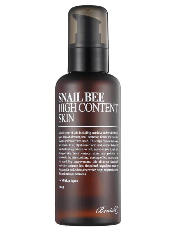 Benton Snail Bee High Content Skin (150ml)