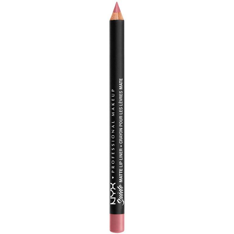 NYX Professional Makeup Suede Matte Lip Liner Tea & Cookies