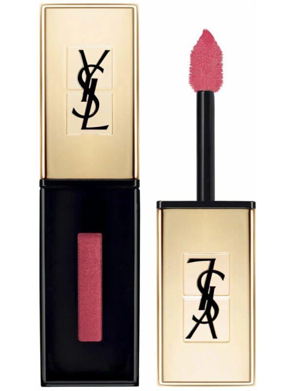 Yves Saint Laurent Vernis À Lèvres Glossy Stain Lipstick Tangerine Moiré