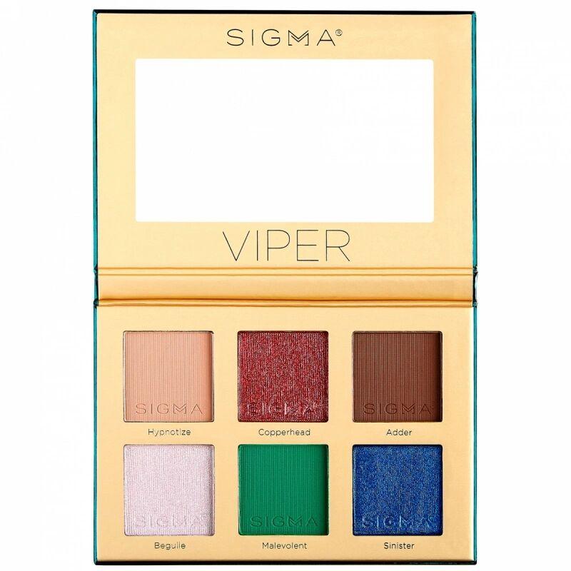 "Sigma Beauty Viper Eyeshadow Palette"""