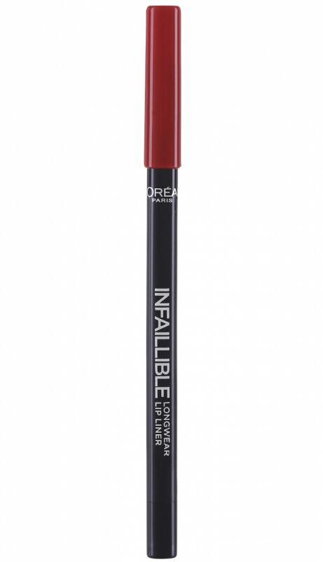 LOreal Paris LOréal Paris Infallible Lip Paint Liner Red Fiction 105