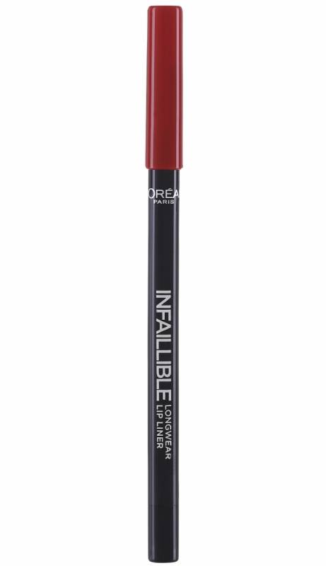 LOréal Paris Infallible Lip Paint Liner Red Fiction 105
