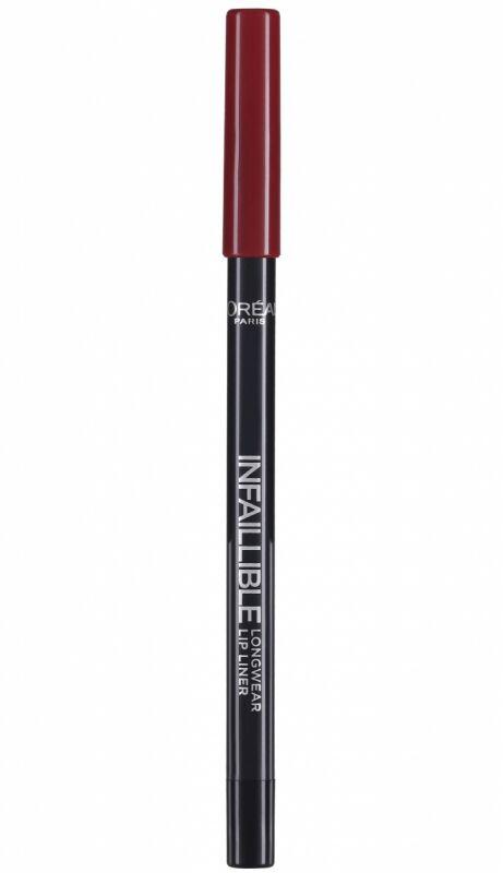 LOréal Paris Infallible Lip Paint Liner Apocalypse Red 205