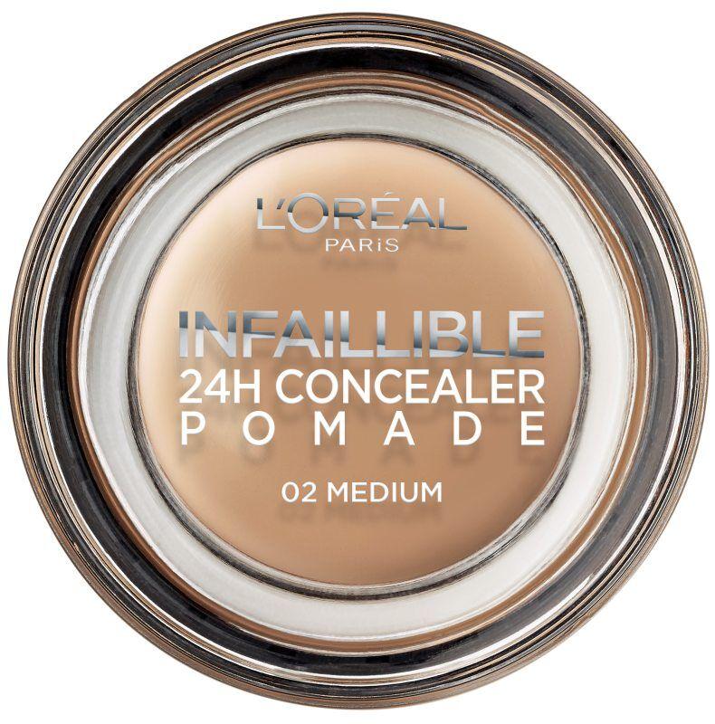 LOreal Paris LOréal Paris Infaillible 24H Pomade Concealer Medium