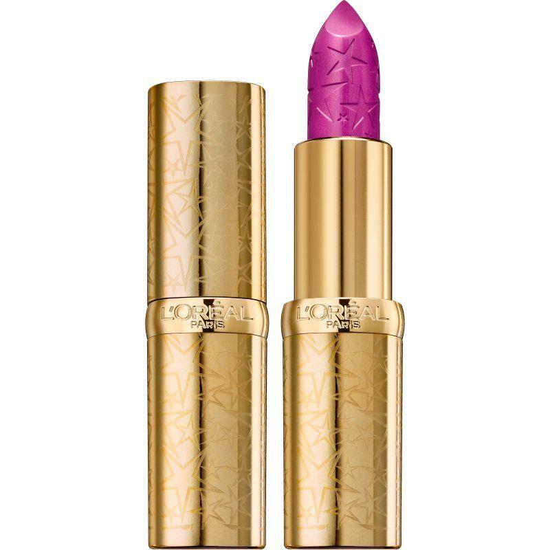 LOréal Paris Color Riche Satin Lipstick Close At Night 488