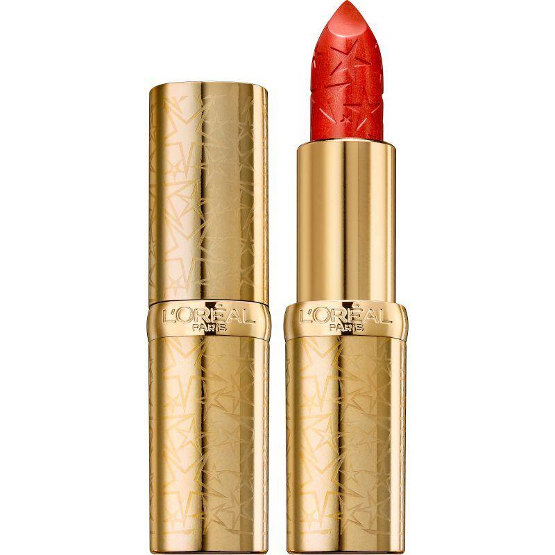 LOréal Paris Color Riche Satin Lipstick Paris Burning 393