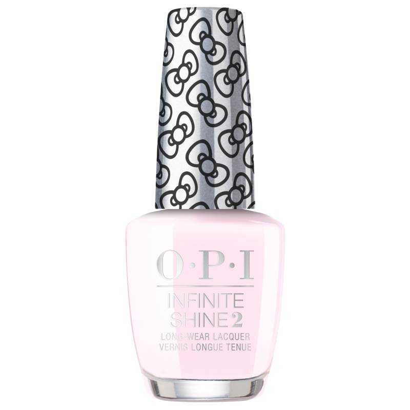 """OPI """"OPI Hello Kitty Collection Infinite Shine Lets Be Friends"""""""