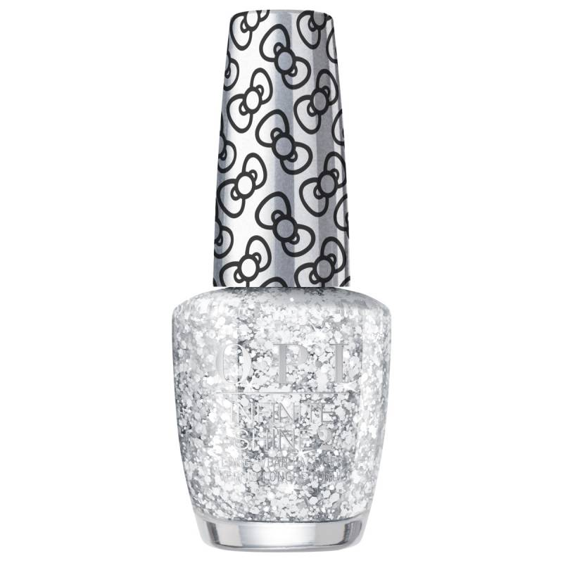 """OPI """"OPI Hello Kitty Collection Infinite Shine Glitter To My Heart"""""""