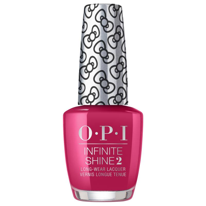 """OPI """"OPI Hello Kitty Collection Infinite Shine All About The Bows"""""""