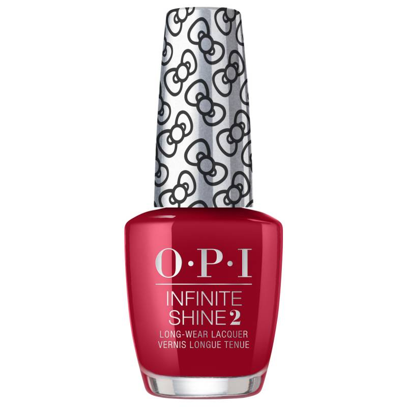 """OPI """"OPI Hello Kitty Collection Infinite Shine A Kiss On The Chic"""""""