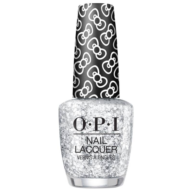 """OPI """"OPI Hello Kitty Collection Nail Lacquer Glitter To My Heart"""""""