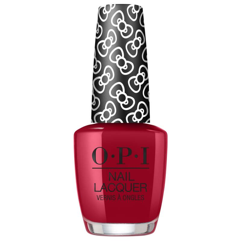 """OPI """"OPI Hello Kitty Collection Nail Lacquer A Kiss On The Chic"""""""
