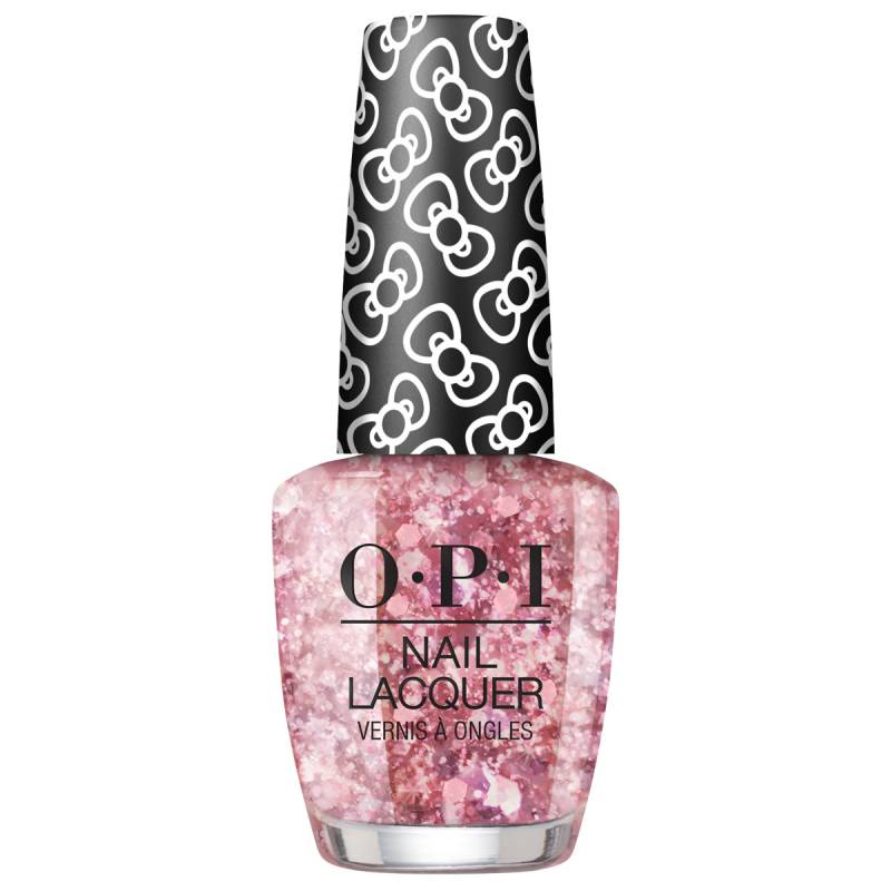 """OPI """"OPI Hello Kitty Collection Nail Lacquer Born To Sparkle"""""""