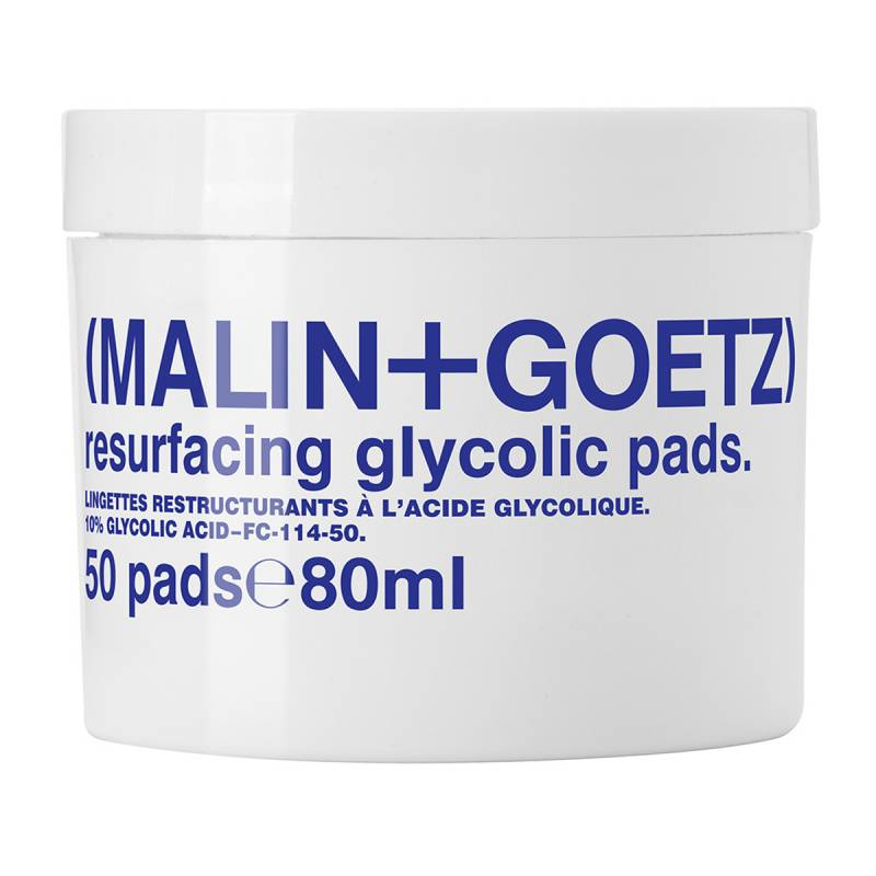 "Malin+Goetz ""Malin+Goetz Resurfacing Glycolic Pads (50pcs)"""