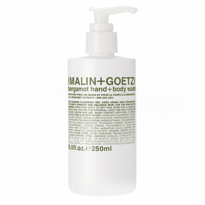 "Malin+Goetz ""Malin+Goetz Bergamot Hand + Body Wash (250ml)"""