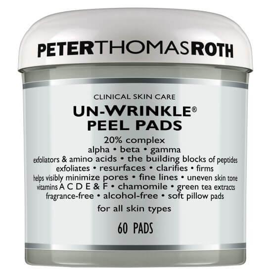 "Roth ""Peter Thomas Roth Un-Wrinkle Peel Pads (60pcs)"""